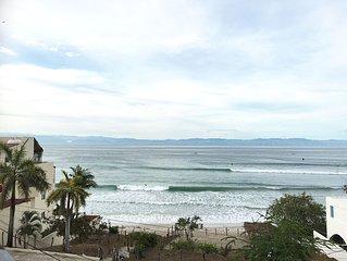 Breathtaking Ocean View And Great Location - Condo In Punta De Mita