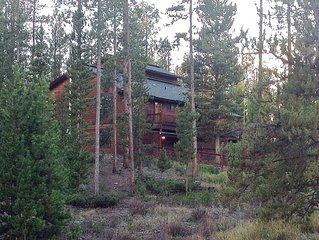 Mountain Getaway; 1.5 Acre Treed Lot; Near Winter Park and Devil's Thumb Ranch
