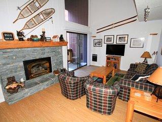 Mammoth Ski & Racquet Club #97, Studio + Loft, 2 Full Bathrooms, Fully Furnished