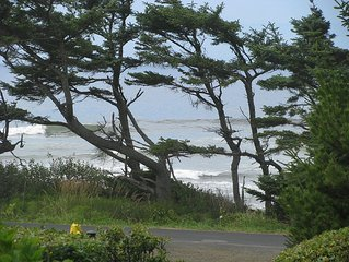 Blowhole Bungalow - Comfortable Yachats Home