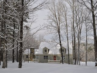 Stratton Ski Getaway, 4 Bedroom Outdoor Enthusiasts Playground