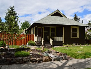The Drake West Bungalow: Walk to Downtown Bend & Drake Park