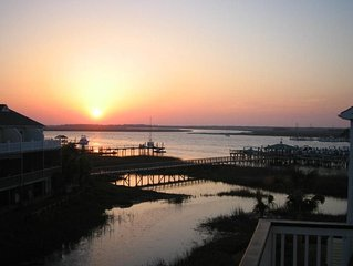 113 Water's Edge ~ Spectacular Sunset Views