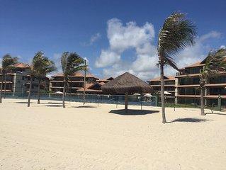Bangalo com 3 suites Aquiraz Riviera