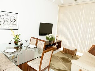 APARTMENT 100 METERS FROM THE BEACH / 100 MTS MALL, ONLY FOR NON SMOKERS