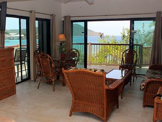 Resort 1 Bedroom Oceanview Suite (resort privileges)