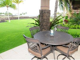 Hawaiian Ocean View Luxury with Gold Member Golf Rates!