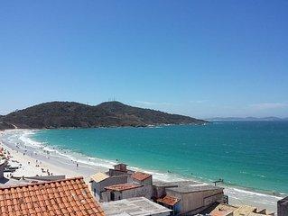 Prainha Arraial do Cabo - Todo reformado - (Frente ao Mar).