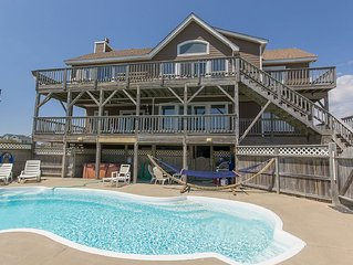 4229 Victoria's View II. Oceanfront, Elevator, Pool, Hot Tub, PETS OK, WiFi!