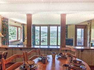 Mountainside 112: 2 BR / 2.5 BA condo in Granby, Sleeps 8