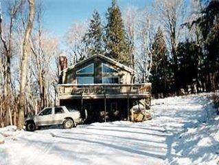 Modern Winhall Ski Chalet