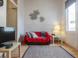 Cute apartment close to P Gracia H52MPS32