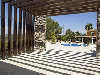 LAST MINUTE OFFER - Masia Casanova Sitges - Spectacular Villa Close To Sitges
