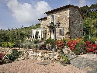Nel Guasto - Lucca - Piccola casa con piscina privata