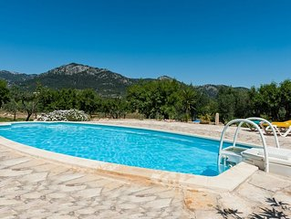 CAN PINTAT - Villa for 2 people in Moscari.