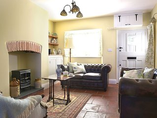 Recently restored two bedroom, pet friendly cottage, ideal for exploring Exmoor.