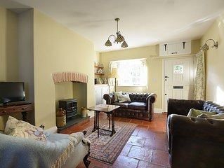 Recently restored two bedroom, pet friendly cottage, ideal for exploring Exmoor