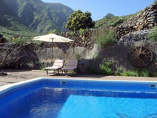 Finca Casa Blanca - Country house for 4 people in Guimar
