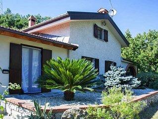 Vacation home Casa Ucaseto  in Casarza Ligure (GE), Liguria: Riviera Levante -