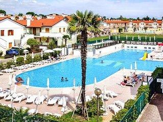 Residence Mediterraneo, Rosolina Mare  in Venetische Adria Sud - 6 persons, 2 b