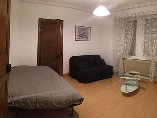 Apartment in house, 4-6 people, 2 bedrooms, garde