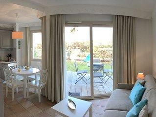 BAIE DES VOILES -rez de jardin, Pieds dans l'eau. - Apartment for 4 people in D