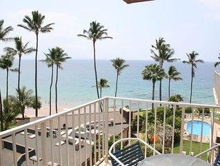 Great Location for Beaches & Activities - Starting * $150/nt - Kamaole Nalu #601