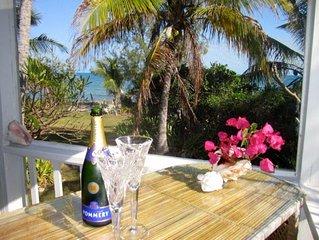 Seaside 2Bd. Cottage on Private Estate, 6 Miles From Atlantis, Car Optional