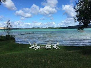Waterfront Cottage On Beautiful Glen Lake, Michigan