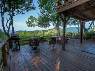 Smoky Mountain Paradise, Great View, Pet Friendly at Cataloochee
