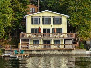 "Eastern Beauty: ""Beautifully Designed Lake Home"""