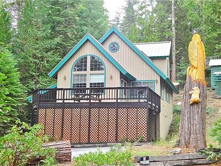 Travelers Rest: 3 BR / 2 BA  in Shaver Lake, Sleeps 6