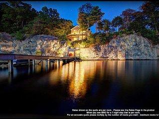 Locke's Glen - Home of Million Dollar Sunsets!
