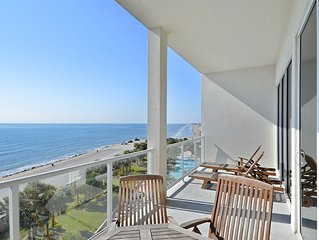 Amazing Diamond Beach 603 with breathtaking views of the ocean and amenities!
