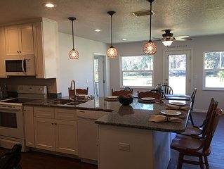 Fully Renovated, First Time on VRBO, Location, Location, Location.