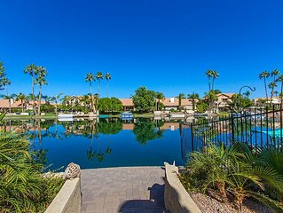 "Spectacular Waterfront Home - A Snowbird's Dream"""