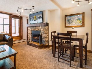 3br/3ba in the heart of Copper Mountains Center Village!!
