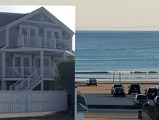 9 BEDROOMS, 6 BATHROOMS ACROSS FROM FIRST BEACH