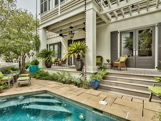 Barbarossa: Beautifully Decorated 4BR Home - South of 30A - Private Pool!