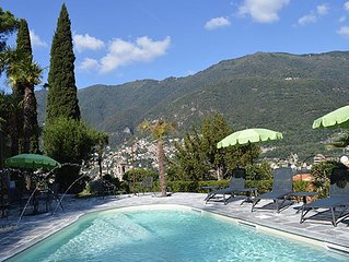 Enjoy all the magic that majestic Lake Como has to offer from Villa Matilda