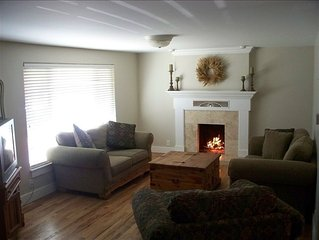 **New lower rates**  3 BD/ 2 Bath Up-dated w/ LCD HD TV