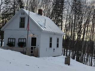 """Cozy 1933 Cabin In Kingfield, Me  """"the Gateway To Sugarloaf"""""""