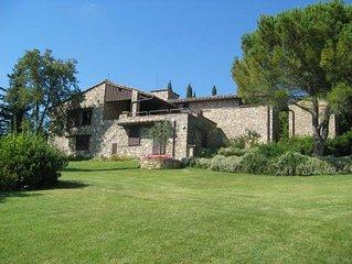 Maison / villa avec piscine et jardin privee