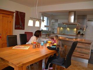 Erholsame Ferien in neu renovierter, heller  Fewo inmitten des Sudschwarzwaldes