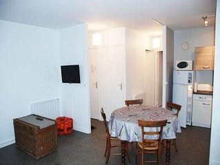 Apartment Le Croisic, 1 bedroom, 4 persons
