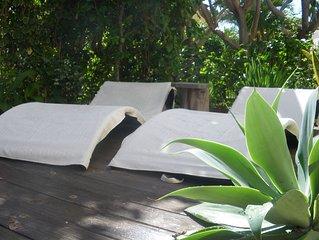 LE PETREL . Bel appartement tout confort à l'Etang-Salé-les-Bains, proche plage.