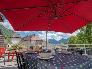 Talloires - PRIEURE renove a 200m de la plage - Apartment for 6 people in Tallo