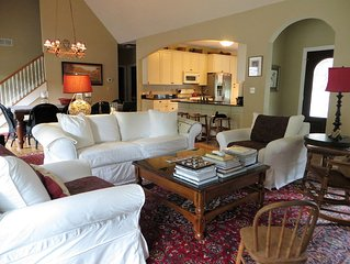 Beautifully Furnished 4 Br Home - Available for Eagle Rock Property Owners