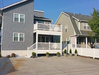 New Construction Duplex Beach House  Sleeps 7 To 16 People