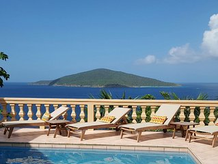 10% OFF JUNE!~Villa Harmony- Your dream vacation home~3400 sf of luxury! 4BR!